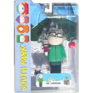 South Park Series 2 Mr Garrison (frowning) Variant Toys & Games