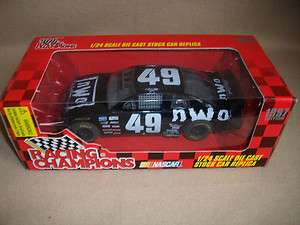 Kyle Petty #49 NWO Racing 124 scale diecast 1997 Racing Champions