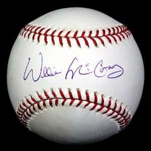 Autographed Willie McCovey Ball   OML PSA DNA Sports