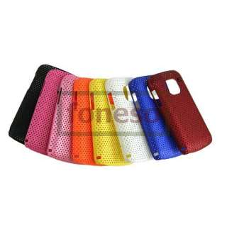 pcs IN pack Hard Mesh Case Cover for Nokia E5