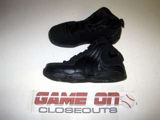 Nike Wavy (PS) Youth Basketball Shoe Black NEW