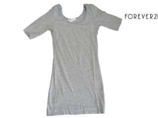 Forever 21 Womens Short Sleeve Tunic Shirt Small Large