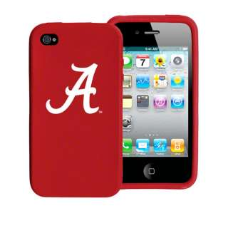 Alabama Crimson Tide iPhone 4 Case Silicone Cover