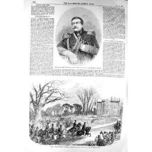 1856 GENERAL MOURAVIEFF KARS PRINCE ALBERT COLCHESTER: Home & Kitchen