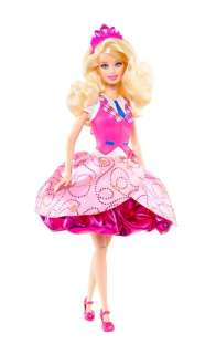 Barbie Princess Charm School Princess Blair Transforming