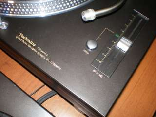 Technics 1200 MK6 Excellent cond. LTD 35th Anniv Japan release