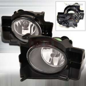Nissan Nissan Altima Oem Style Fog Light   Clear Lens Performance