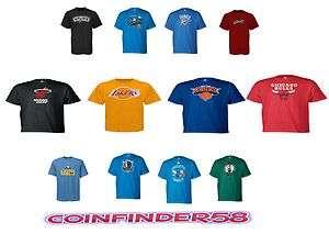 NBA adidas Primary Logo T Shirt Assorted Teams