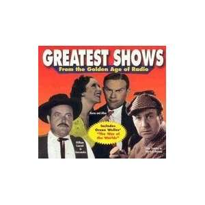 Great Shows from Golden Age of Radio (9781570196621) Books