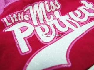 Little Miss Perfect Dress Dog Clothes Denim Skirt