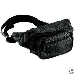 Genuine Lambskin Leather Fanny / Waist  Bag MSRP $18