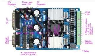 axis stepper motor driver board tb6560 cnc kits search