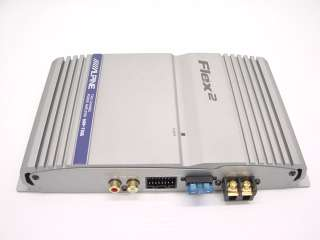Alpine MRP T306 DC DC 2 Channel Power Amplifier Amp