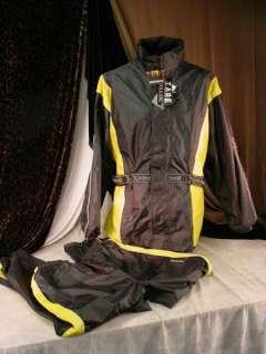 XELEMENT MOTORCYCLE Jacket PANTS Reflectives CLOTHING Unused GEAR Bike