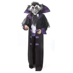 Winged Vampire Deluxe Male Halloween Fancy Dress Costume Toys & Games