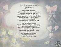 Give it the best Mother Teresa Personalized Print Poem