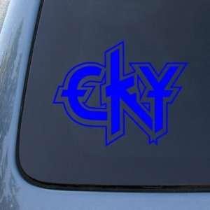 CKY CAMP KILL YOURSELF   Vinyl Car Decal Sticker #1695  Vinyl Color