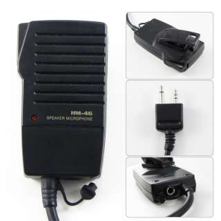 HM 46 HAM TRANSCEIVER SPEAKER MICROPHONE MIC for ICOM