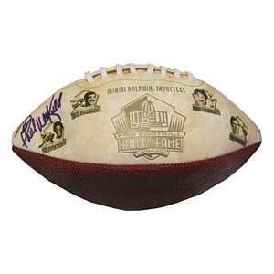 Paul Warfield Autographed / Signed Mini Football Sports