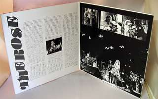 Japan LD THE ROSE(1979) Bette Midler, Frederic Forrest