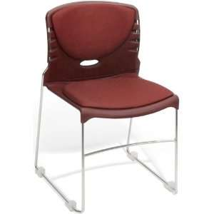 320 Contract Series Stack Chair   Fabric Seat