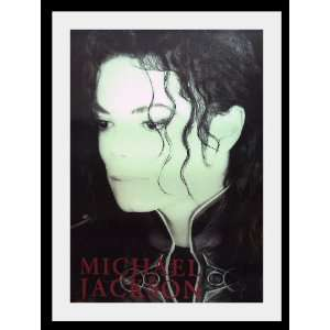 Michael Jackson portrait poster approx 34 x 24 inch ( 87 x 60 cm)new