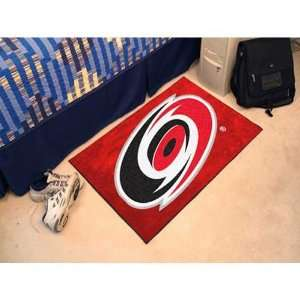 BSS   Carolina Hurricanes NHL Starter Mat (20x30