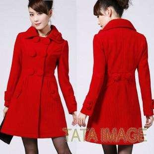 Green Ladies Hoody Japan Faux Fur Jacket Top US sz S