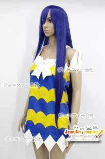Fairy Tail Wendy Marvell Cosplay Costume M Size