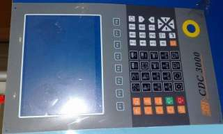 CH Injection Molding Machine CDC3000 Membrane Keypad