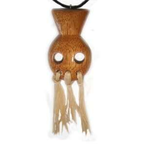 Hawaiian Ikaika Extra Large Warrior Necklace Pendant
