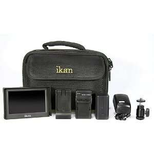 Ikan VL5 DK 5 inch LCD Monitor Deluxe Kit with Sony