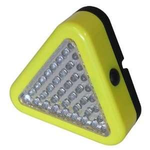 39 LED Red/White Flashing Safety Light