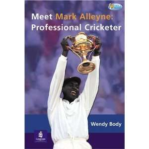 Meet Mark Alleyne Professional Cricketer (Pelican Hi Lo