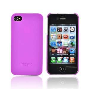 Incipio Feather Apple iPhone 4 Thin Hard Case PURPLE