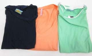 LOT 3 C&C CALIFORNIA VELVET EIGHT SIXTY Tee Shirts Sz L