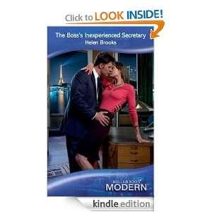 he Bosss Inexperienced Secreary (Modern Romance) Helen Brooks