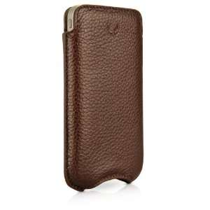 Beyza Brown SlimLine Classic Leather Case for Apple iPhone