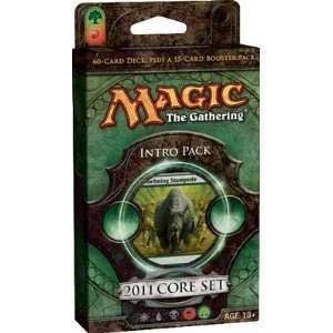 Magic 2011 Core Set Intro theme Pack Stampede of Beasts
