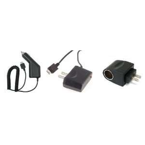 Wall Charger+AC DC Converter Adapter Bundle For ATT Apple iPhone 2G