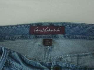 Gloria Vanderbilt Stretch Denim Jean Shorts Womens Sz 18 20 W 20W KGHL