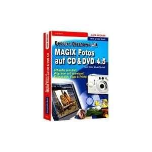 Diashows mit Magix Fotos auf CD&DVD 4.5 (9783815827253