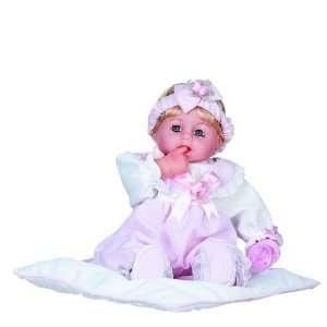PAULETTE 20 Soft Vinyl Toddler Doll By Golden Keepsakes