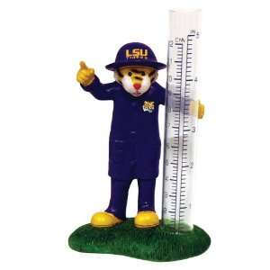 LSU   Mascot Rain Gauge: Sports & Outdoors