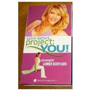 Kathys Smith Project You Strength Lower Body and Abs By