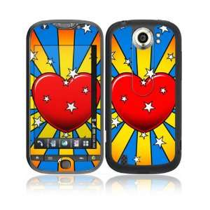Have a Lovely Day Decorative Skin Cover Decal Sticker for HTC MyTouch