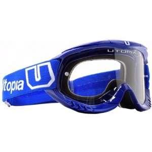 Utopia Optics Slayer MX Adult Dirt Bike Motorcycle Goggles