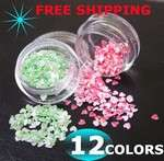 10 COLOR ROLLS NAIL ART TIPS DECORATION LINE STRIPING TAPE STICKER a3