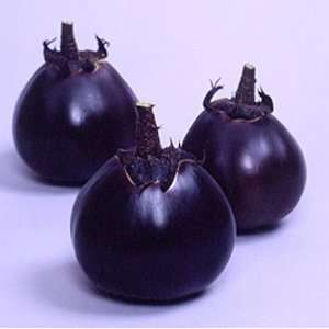 Eggplant Japanese Kamo Seeds 75 Seeds Patio, Lawn