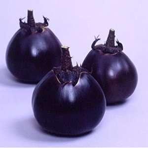 Eggplant Japanese Kamo Seeds 75 Seeds Patio, Lawn